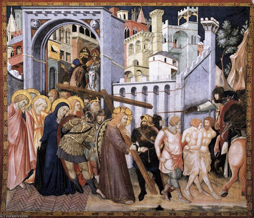 http://es.wahooart.com/Art.nsf/O/9GZHN6/$File/PietroLorenzetti-Assisi-vault-TheRoadtoCalvary.JPG
