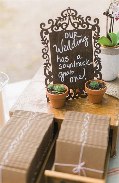 Casual Bed And Breakfast Wedding   Wedding, Party favors