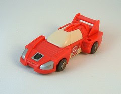 Transformers Lightspeed - modo alterno (G1)