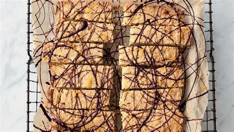 schoko orangen shortbread  la jamie oliver shortbread