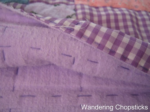 Finishing Your Quilt - Basting, Quilting, and Binding 3