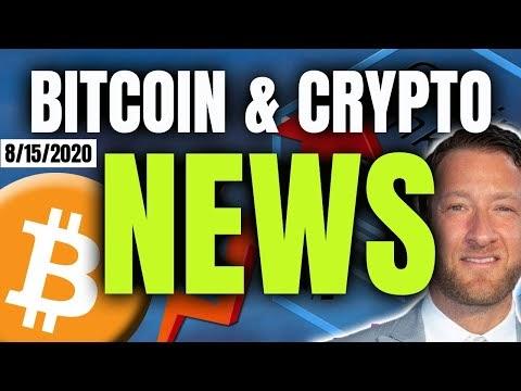 Is Dave Portnoy Bitcoin's Savior? Altcoins Rally   Bitcoin and Crypto News   Blockchained.news Online