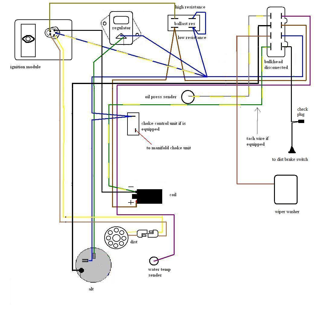 73 Roadrunner Wiring Diagram - Wiring Diagram Networks