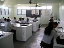 The Biology lab