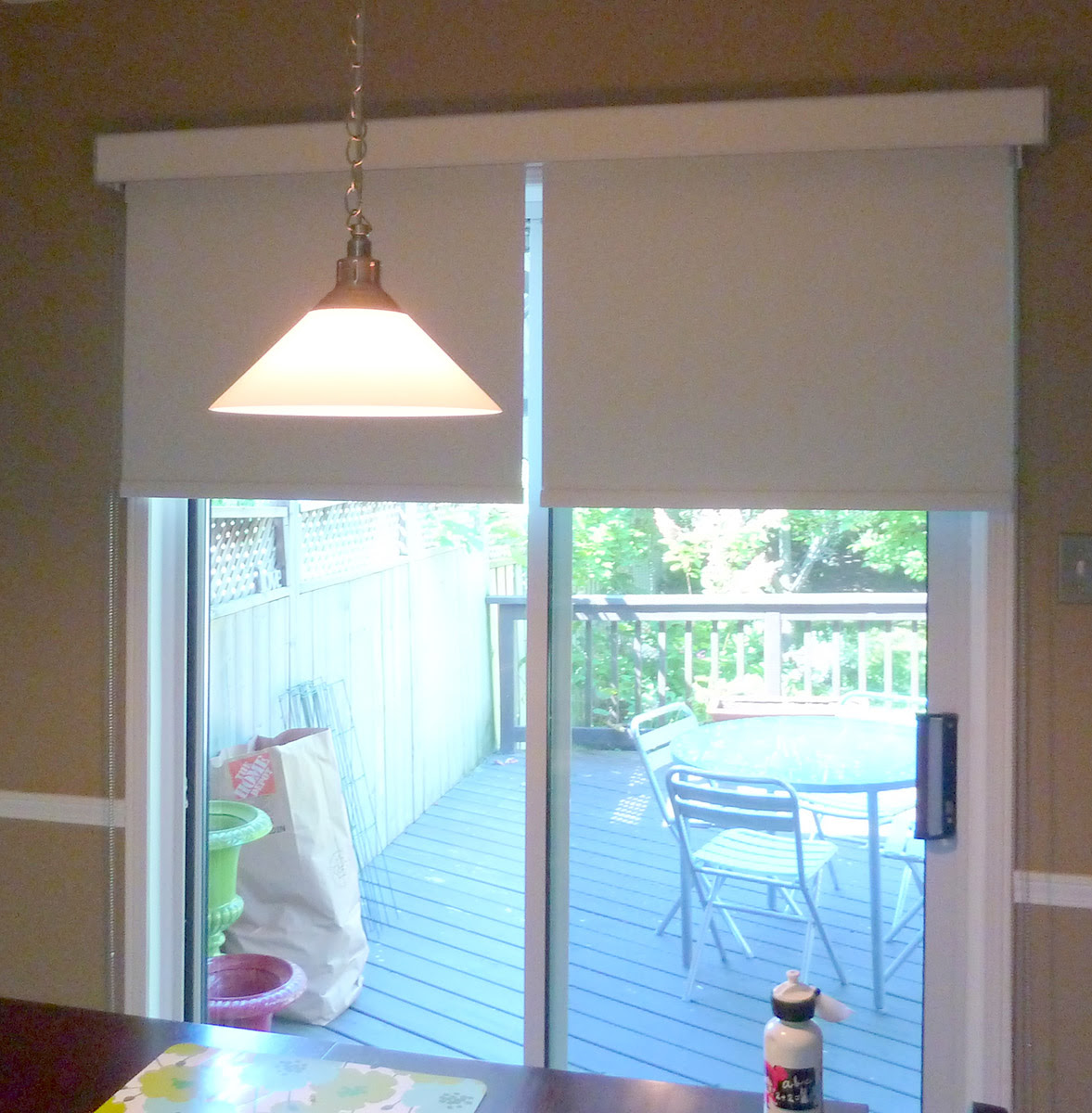 The Options of Window Coverings for Sliding Glass Door ...