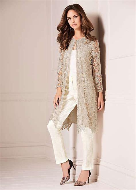 Longline Lace Jacket   Fashion Ideas   Dresses, Lace