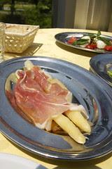 Asparago Bianco e Prosciutto , Napule, Tokyo Midtown, Roppongi