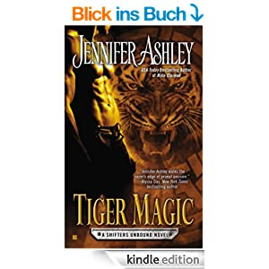 Tiger Magic (Shifters Unbound)