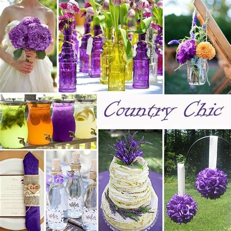 Get 20  Country chic weddings ideas on Pinterest without