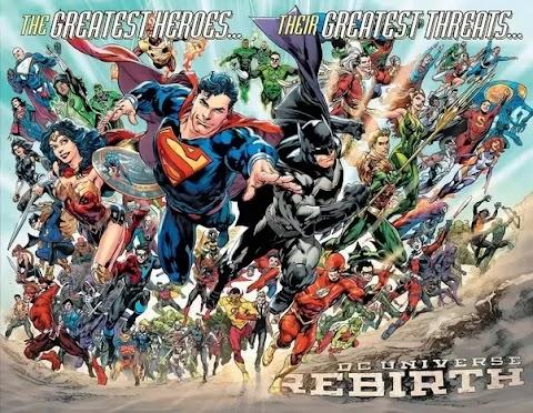 Dc Comics Where To Start