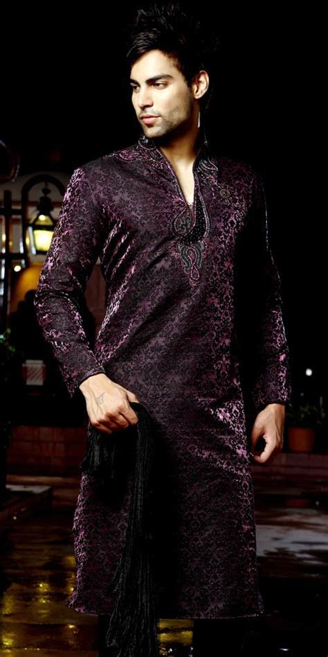 Indian Wedding Wear Kurta Pajama For Mens (11)   Kurta And