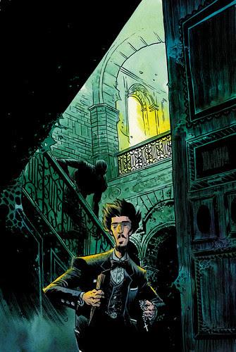 BPRD: VAMPIRE cover 5