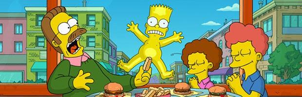 Bart aparece nu no filme dos Simpsons (Foto: Divulgação/Fox)