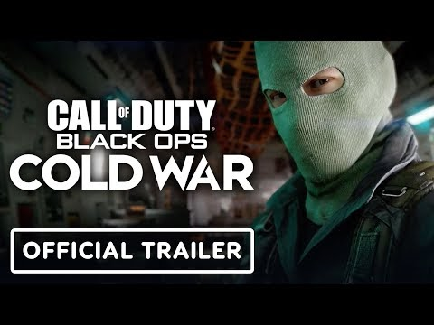 Call of Duty Black Ops Cold War - Official Multiplayer Reveal Trailer
