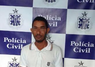 Homem estava foragido desde julho, quando cometeu o segundo crime | Foto: Divulgação/ Polícia Civil