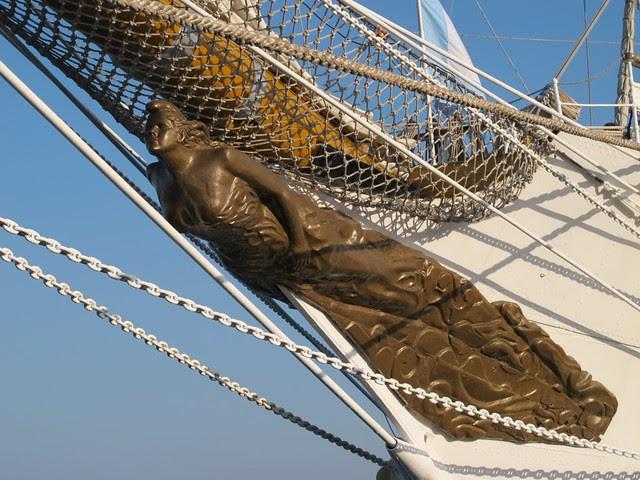 Fotos La Fragata A.R.A. 'Libertad' de la armada argentina en Las Palmas de Gran Canaria