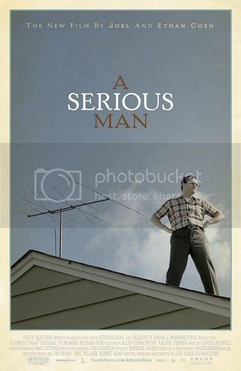 A Serious Man Um Homem Sério