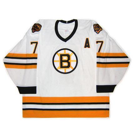 Boston Bruins 87-88 7 jersey photo BostonBruins87-887HF.jpg