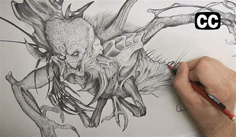 draw monsters drawing stan winstons creatures