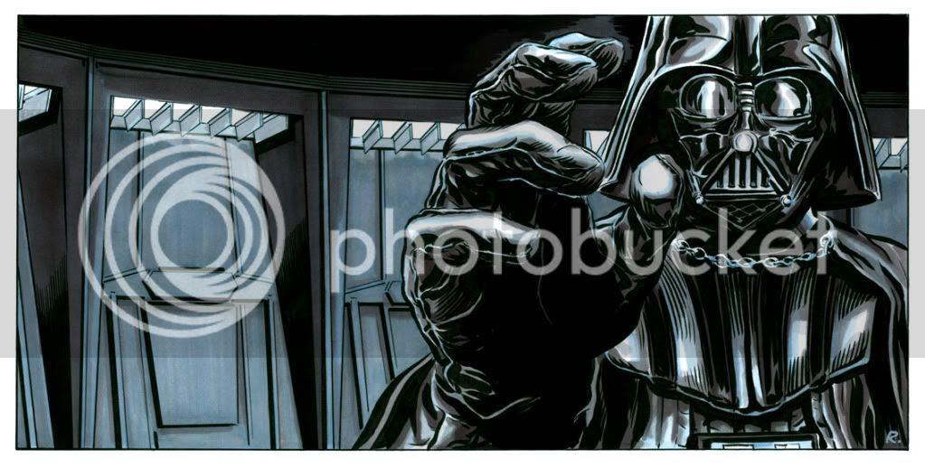 Graeme Neil Reid,Illustration,Darth Vader,Star Wars