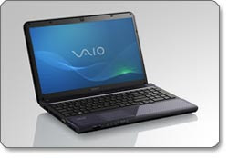 Sony CB2-Series VAIO 15.5-Inch Laptop Product Shot