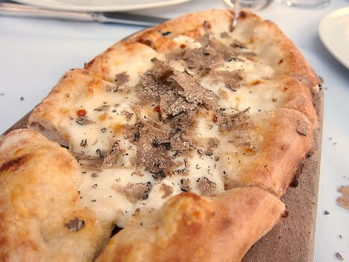 Black Truffle Pizza