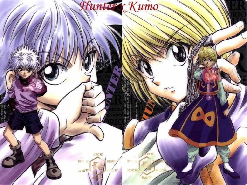 Hunter X Hunter Wallpaper Killua Page 1024x768