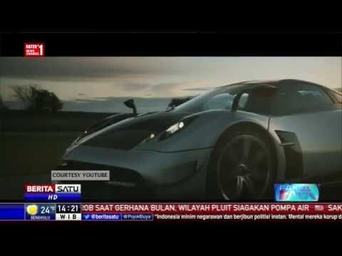 Daftar Harga Mobil Super Mewah Kaum Borjuis