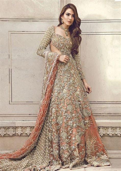 Latest Pakistani Designer Dresses   Bridal Lehenga