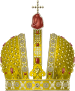 Crown of Russian Empress Anna Ivanowna.svg