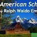 The Amarican Scholar by Ralph Waldo Emerson - Bangla Summary - দ্যা অ্যামেরিকান স্কলার -  রালফ ওয়ালডো এমারসন - বাংলা সারমর্ম