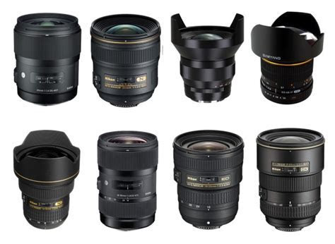 Best Wide Angle Lenses for Nikon DSLRs   Camera Times
