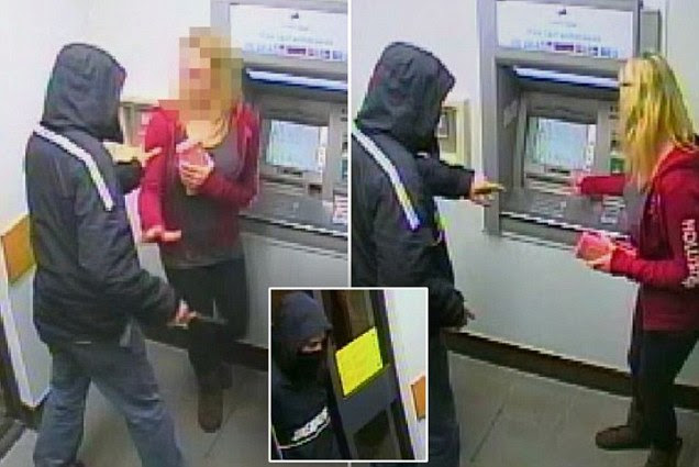 South Molton robbery