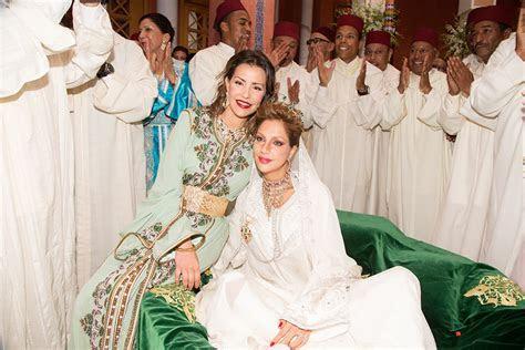 Lalla Soukaïna of Morocco celebrates her wedding   Photo 4