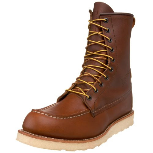Red Wing Motorcycle Men's 877 8
