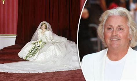Princess Diana wedding: The life of the designers Emanuels