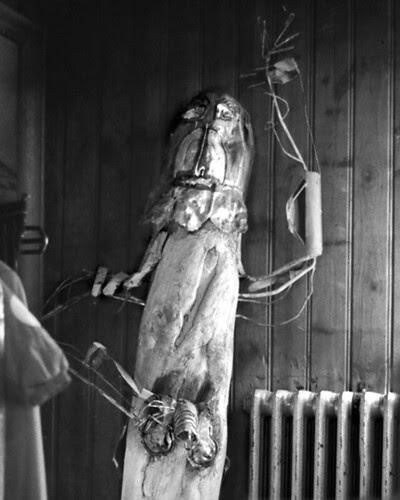 Driftwood Figure