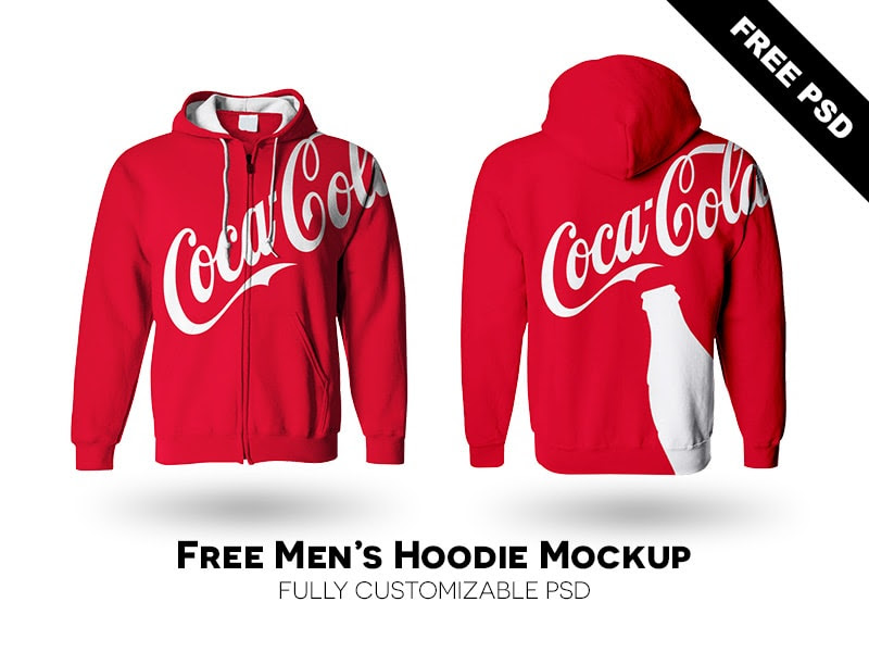 Download The Best FREE PSD Hoodie Mockups - Hipsthetic