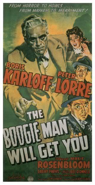 Boris Karloff Peter Lorre Slapsie Maxie Rosenblum