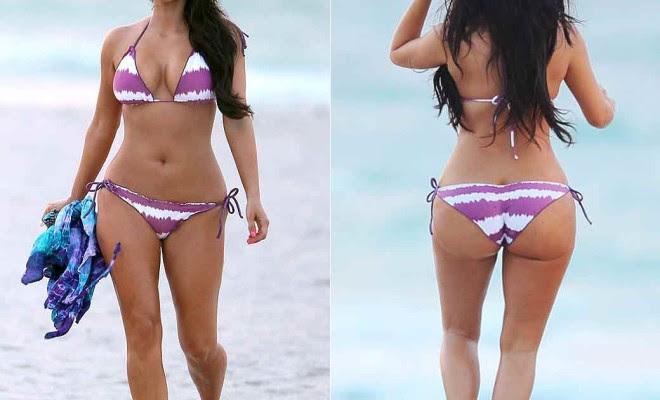 "Kim Kardashian Admits: ""Yes, it's true, I have cellulite!"""