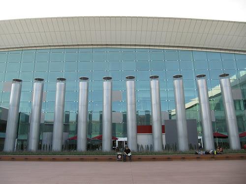 Nueva Terminal T1 del Prat - Ricardo Bofill