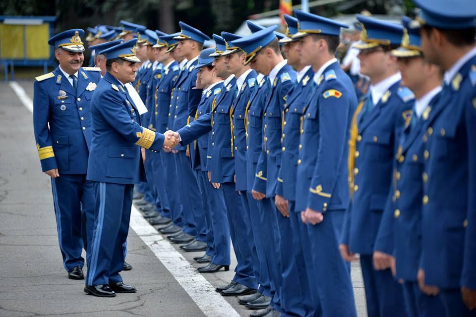 Noua promoție de ofițeri Regele Ferdinand – 150