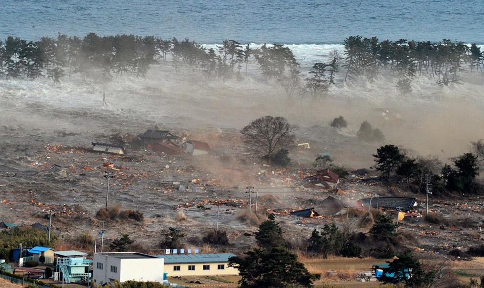 Cutremurul şi Ţunami în Japonia, Martie 2011
