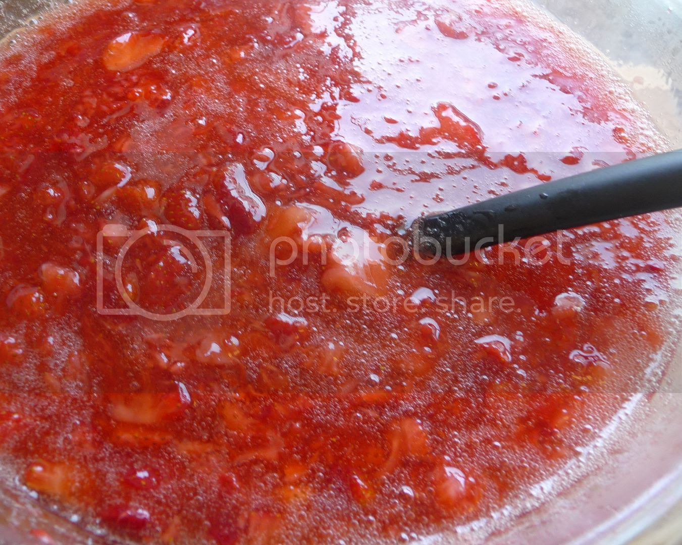 strawberry freezer jam recipe
