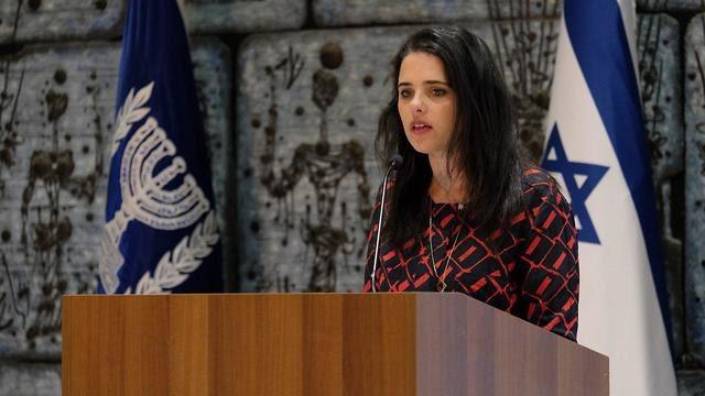 Ayelet Shaked promete ajudar os judeus etíopes a se mudarem para Israel