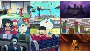 Download Doraemon the Movie: Nobitas Secret Gadget Museum (2013) BluRay 720p 750MB Ganool