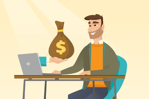 Online mortgage loans