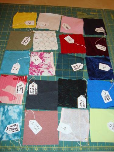 Pattern Review Understanding Knit Fabrics class