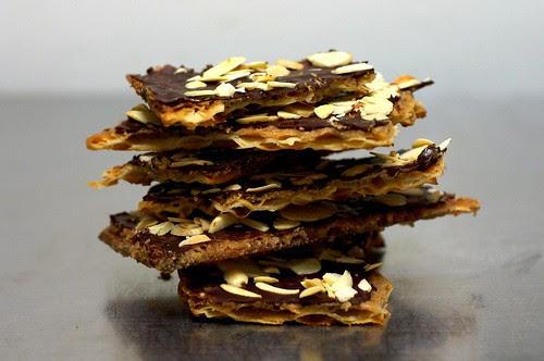 chocolate caramel toffee crack