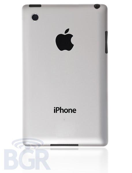 iPhone 5 pode ter visual parecido com o do iPad (Foto: Divulgação)